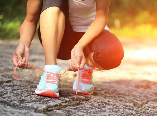 Joggen oder Gehen??? Was verbrennt mehr Kalorien?