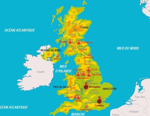 Villes Les Plus Peuplees Du Royaume Uni