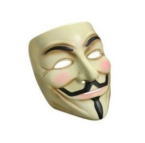 BeautyLife V For Vendetta masque de luxe (Package of 3)