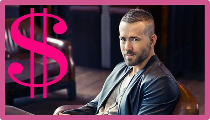 Ryan Reynolds Net Worth - Just How Rich Is Ryan Reynolds? #RyanReynoldsNetWorth #RyanReynolds #gossipmagazines