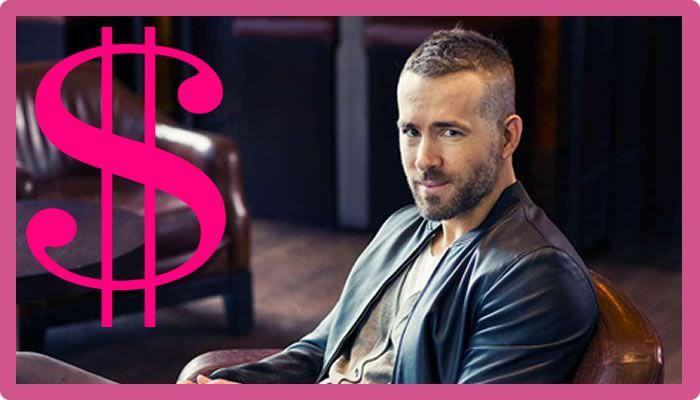 Ryan Reynolds Net Worth - Just How Rich Is Ryan Reynolds? #RyanReynoldsNetWorth #RyanReynolds #gossipmagazines
