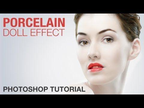 Porcelain Doll Effect Retouching - Photoshop tutorial. Read full article: http://webneel.com/video/porcelain-doll-effect-retouching-photoshop-tutorial   more http://webneel.com/video/photoshop-tutorials   more videos http://webneel.com/video/animation   Follow us www.pinterest.com/webneel
