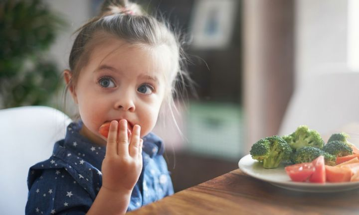 We found answer to the MILLION DOLLAR QUESTION: How do I get my toddler to eat their veggies?