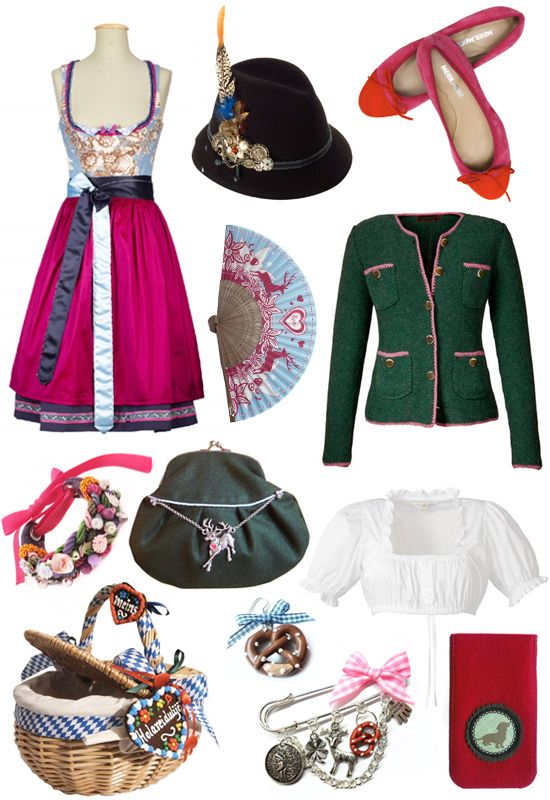 Wiesn-Special: Die schönsten Wiesn-Outfits | Lady Blog