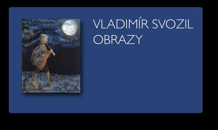 Vladimír Svozil - obrazy