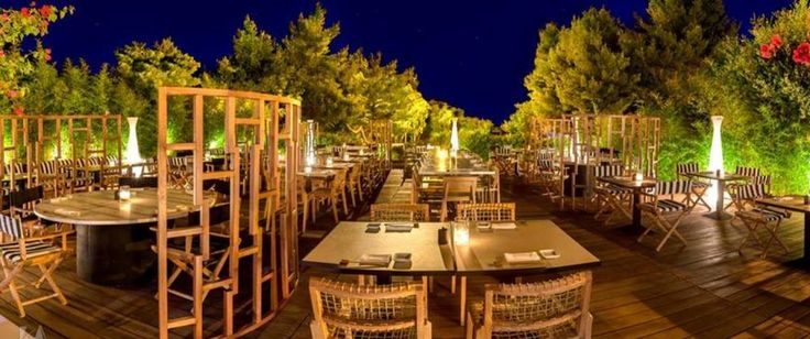 Kiku Seaside   Athenian Riviera: The Hot List   The Food & Leisure Guide #AthensCoast #Vouliagmeni