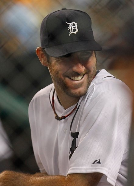 Justin Verlander, the best pitcher in the majors (:
