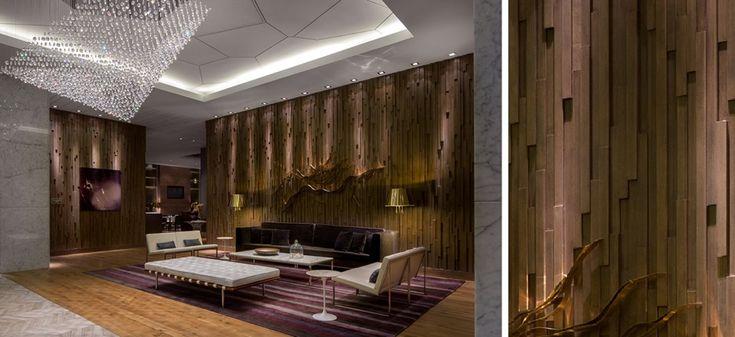 Hyatt Atlanta Midtown | Hotel design industry, unique designs, top designer brands, USA | #hotelinteriordesign #versatiledesignstyle #passionfordesign #USA | More: https://www.brabbucontract.com/design-ebooks