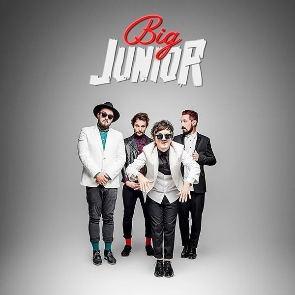 Les Big Junior jouent en dégageant une belle énergie. On s'amuse avec un grand plaisir grâce à leur musique. Idéal pour ce printemps.