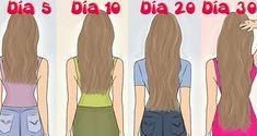 En solo 30 días crecerá tu cabello con ayuda de esta receta natural - Peinados