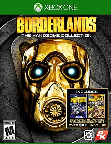 $14.99 - Borderlands The Handsome Collection - Xbox One