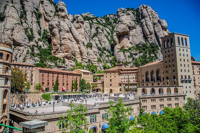 Monserrat, Barcelona | Flickr - Photo Sharing!