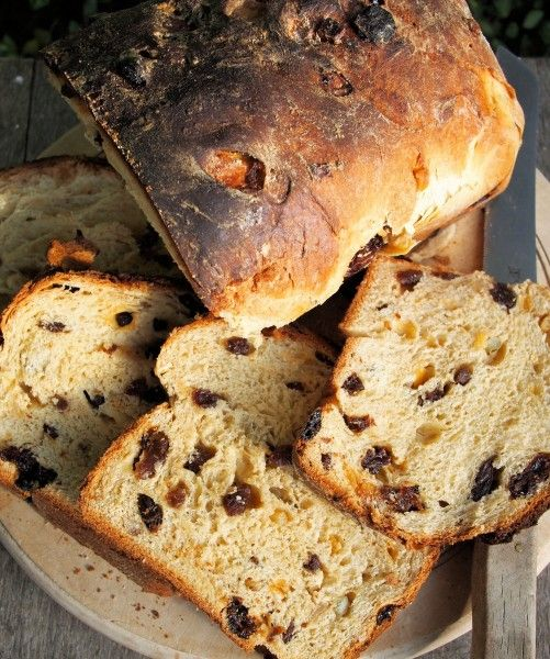 Lincolnshire Plum Bread: A Fabulous Festive Fruit Bread #bakeyourownbread from @Karen S Booth