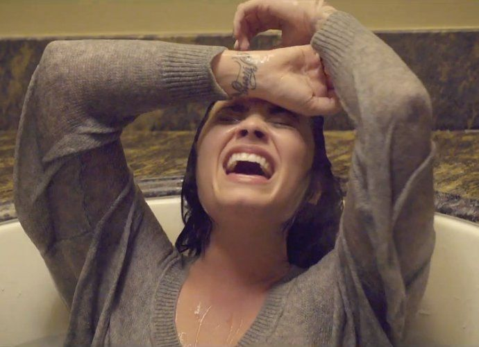 demi lovato stone cold I am FEELING this video and song.