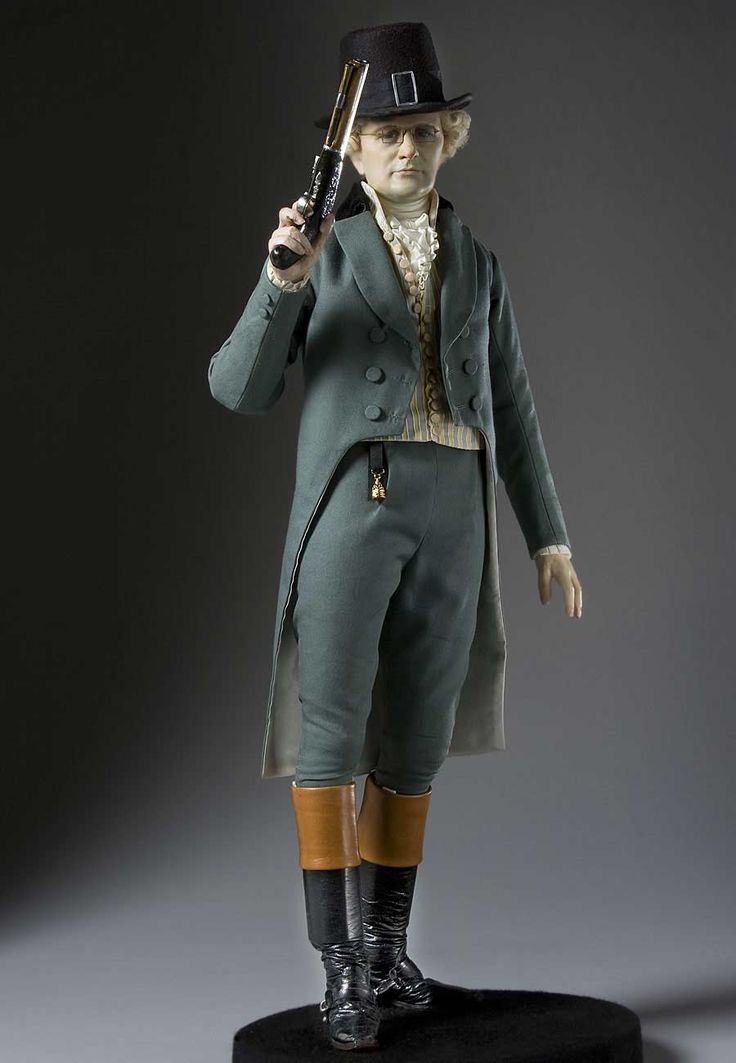Alexander Hamilton - First U.S. Secretary of Treasury & Founder of Federalist Party