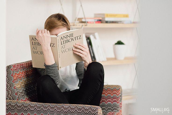 © smallbigidea.com our blogging book-lover Ula.