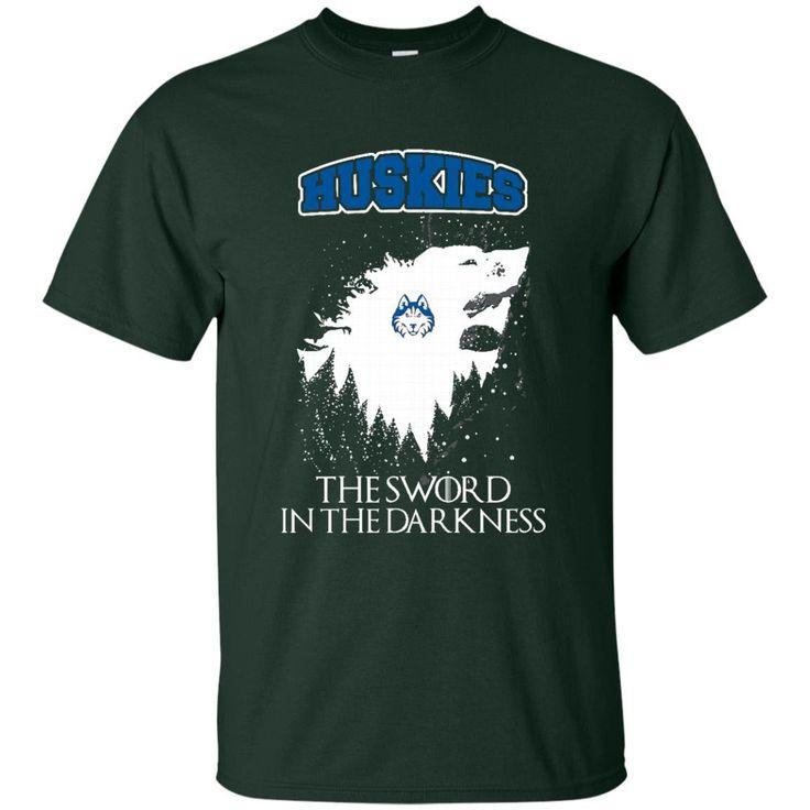 Houston Baptist Huskies Game Of Thrones T shirts The Sword In The Darkness Hoodies Sweatshirts