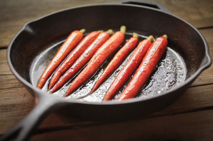Caramelized Carrots