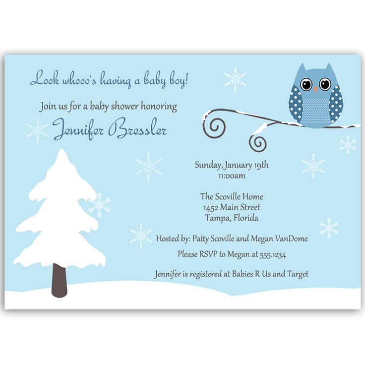 39 best Winter Baby Shower Ideas images on Pinterest | Baby girl ...