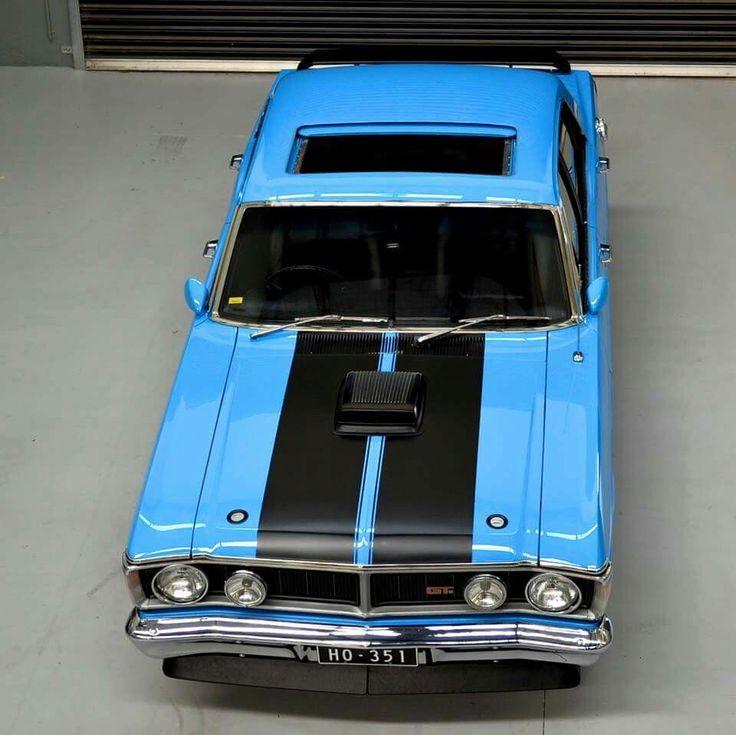 Tru Blue GT HO PHASE 3