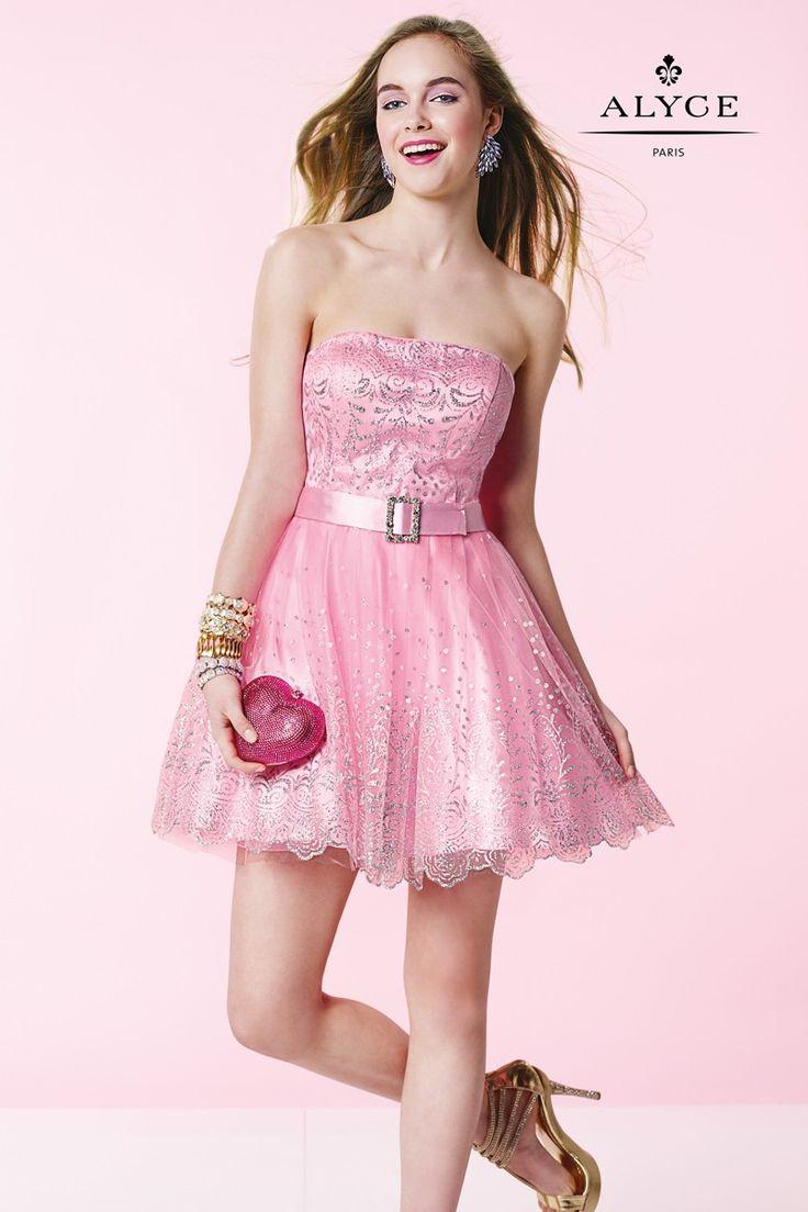 Alyce Short Dress | Style #3510