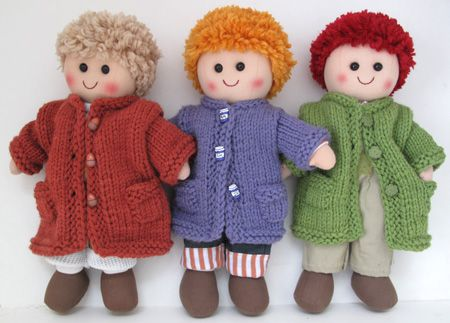 957 Best Knitted And Crocheted Toys And Home Images On Pinterest