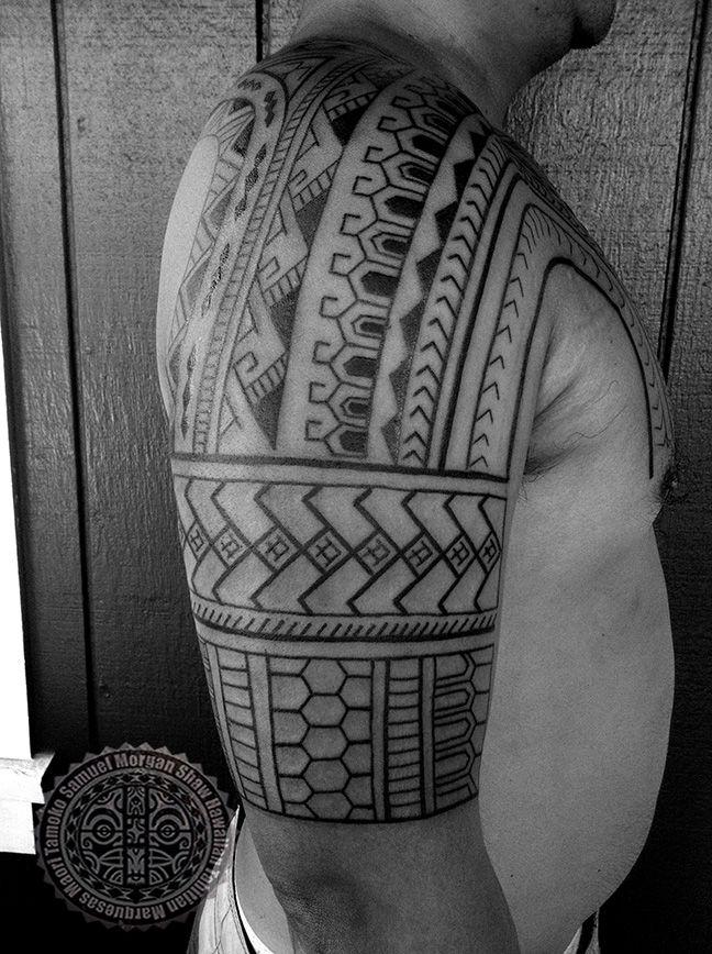 Freehand Filipino Tattoo | South Seas Style and Custom Tattooing ...