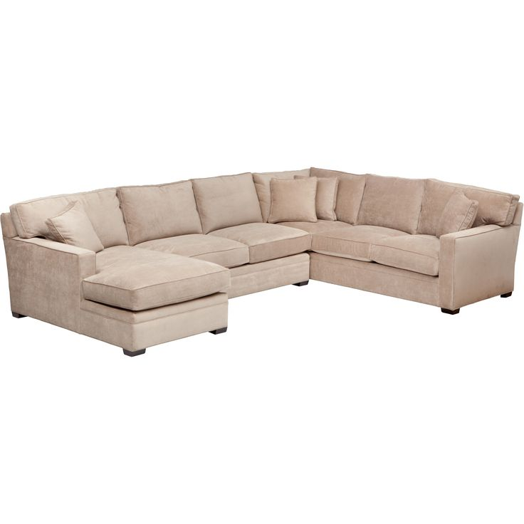 Parker Sectional   Furniture   Sofas   Fabric   Sectionals   Best Sellers    Made In