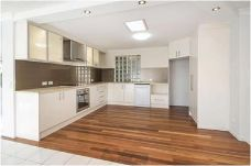 Renovated kitchen in a Currumbin home, QLD