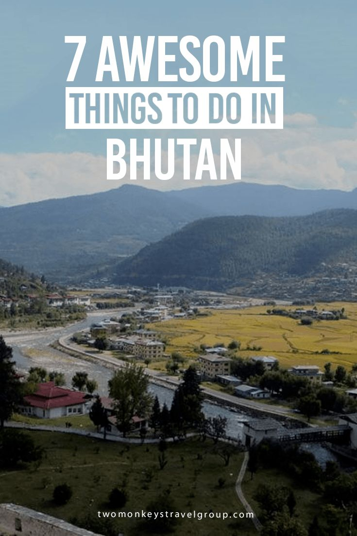 7 Awesome Things to Do in Bhutan Sitting on the eastern slopes of the Himalayas, the Land of the Thunder Dragon is a landlocked country bordered by Tibet and India. Bhutan holds a policy of attracting high value low impact tourism and the country is therefore not your typical backpacker budget destination.