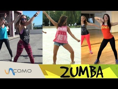 Zumba - Clase completa en español - YouTube