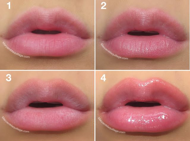 tut on how to make lips appear fuller - two faced lip injection extreme