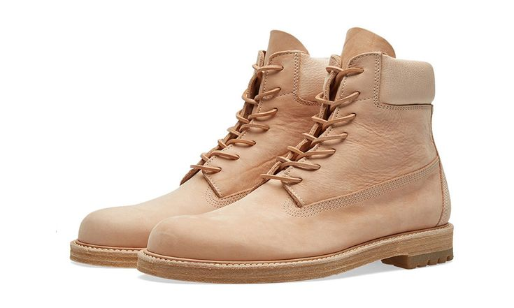 Hender Scheme Pulls out the Winter Big Guns With Industrial Worker Boot
