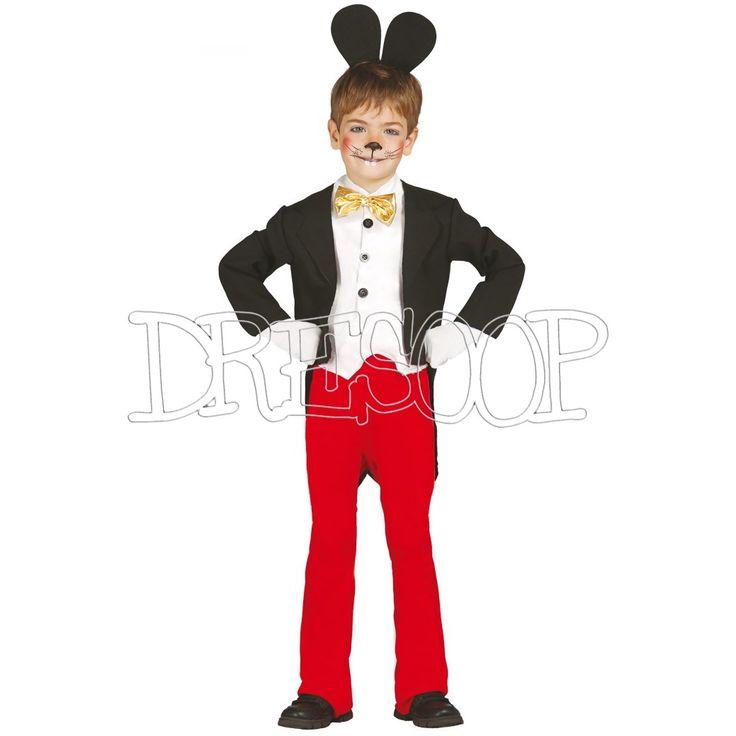 Disfraz Ratoncito Elegante para niño - Dresoop.es