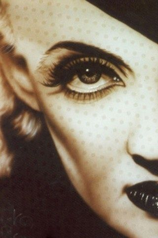 Bette Davis eyes...