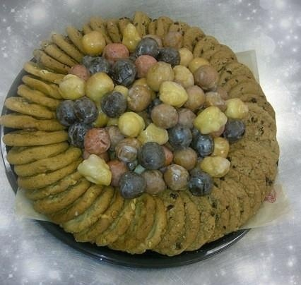 Cookie & Timbit Platter