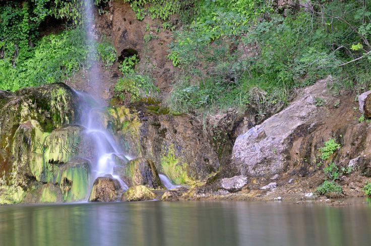 The waterfall Drymona, Evia - Ο καταρράκτης του Δρυμώνα, Εύβοια
