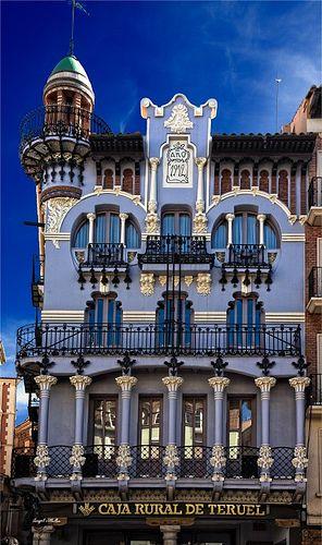 Casa el Torico, Teruel Spain