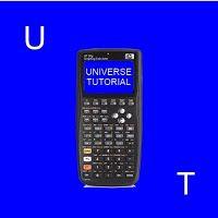 UNIVERSE TUTORIAL: COMO INSERIR LETRAS E CRIAR PASTAS NA HP 50G