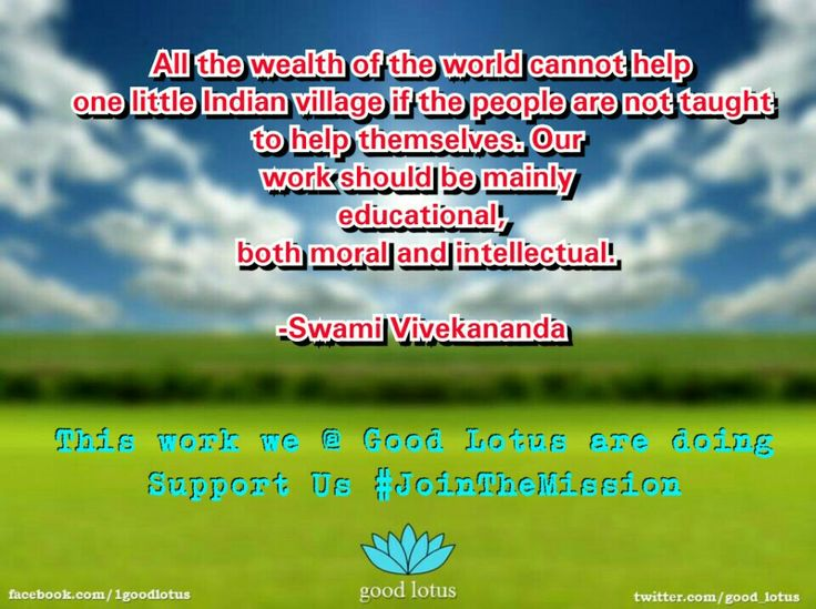 Life Skills and Education for living thought of Swami Vivekananda