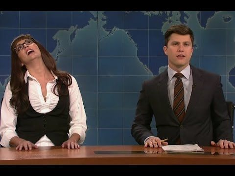 SNL: Cecily Strong As 'The One-Dimensional Female Movie Character' [VIDEO]