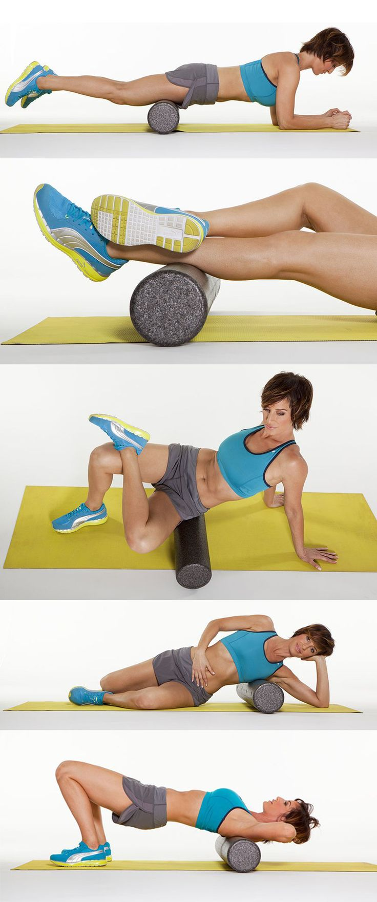 While the benefits of foam rolling regularly are pretty spectacular, knowing exactly how to use the workout tool can be a little confusing. If you're ready to start a regular foam rolling routine, or just want to make sure you're doing the moves correctly, we've got you covered with step-by-step instructions.