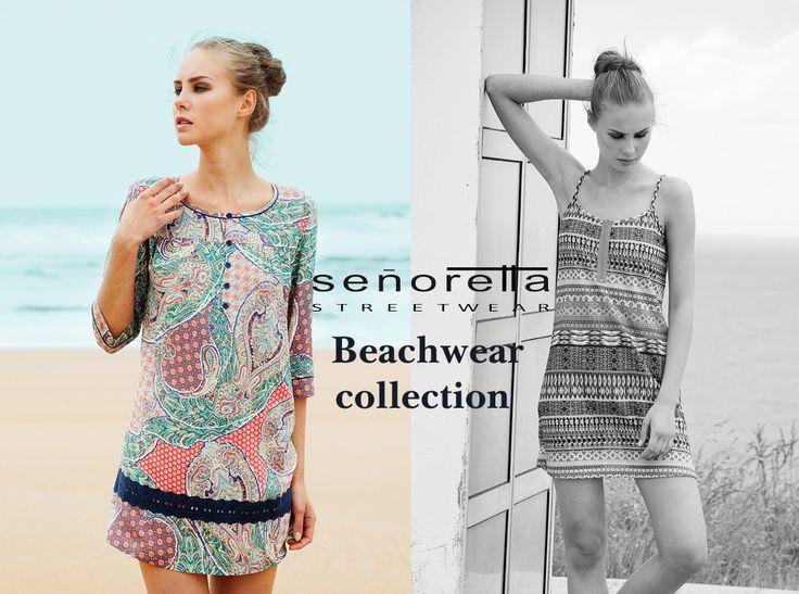 Conoce nuestra nueva colección de @señoretta #beachwear #beach #newcollection #dress #summer #spring #wearing #señoretta #womanfashion #fashion #style #woman