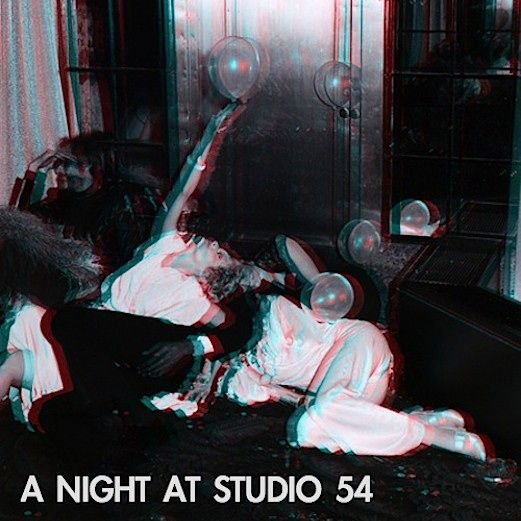 Hides. play this soundtrack...it's free and you'll dance! Proper disco fun. A Night @ Studio 54