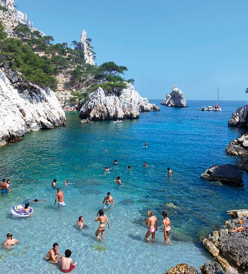 Marseille A to Z: Travel Guide | Limestone fjords, Calanques National Park