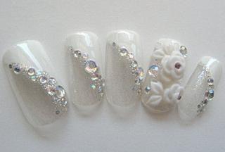 3D lam gradation nail