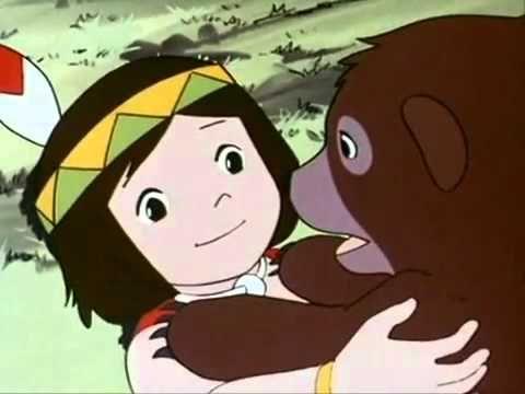 Bouba, le petit ourson