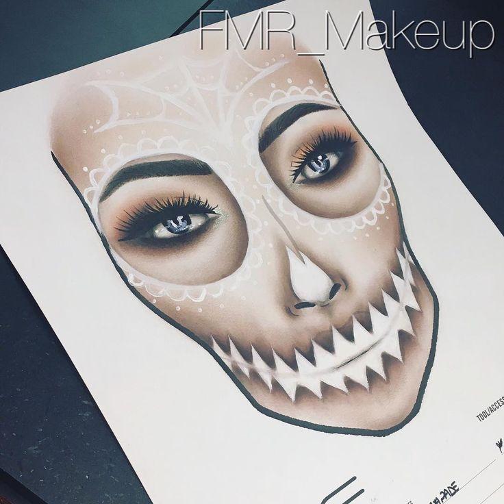Halloween Facechart inspired by @kaymakeup_ #myartistcommunity #myartistcommunity_france #myartistcommunityfrance #macgirl #ilovemakeup #ilovemyjob #motd #makeup #makeuplover #makeupartist #makeupaddict #makeupjunkie #maquilleuse #instamakeup #macbordeaux #bordeaux #french #mua #fmrmakeup #themeday #halloween #halloweenmakeup #halloweenfacechart #facechart #facecharts #macfacechart #macfacecharts #halloweenbeauty @maccosmetics @mac_facechart @officialfacechart @facecharts @facechartsforus…