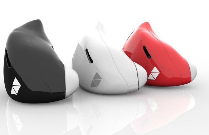 An ear-piece that lets you speak any language