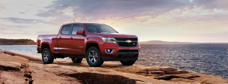 All-New 2015 Chevy Colorado, Suburban, & Tahoe - Stalker Chevy Blog